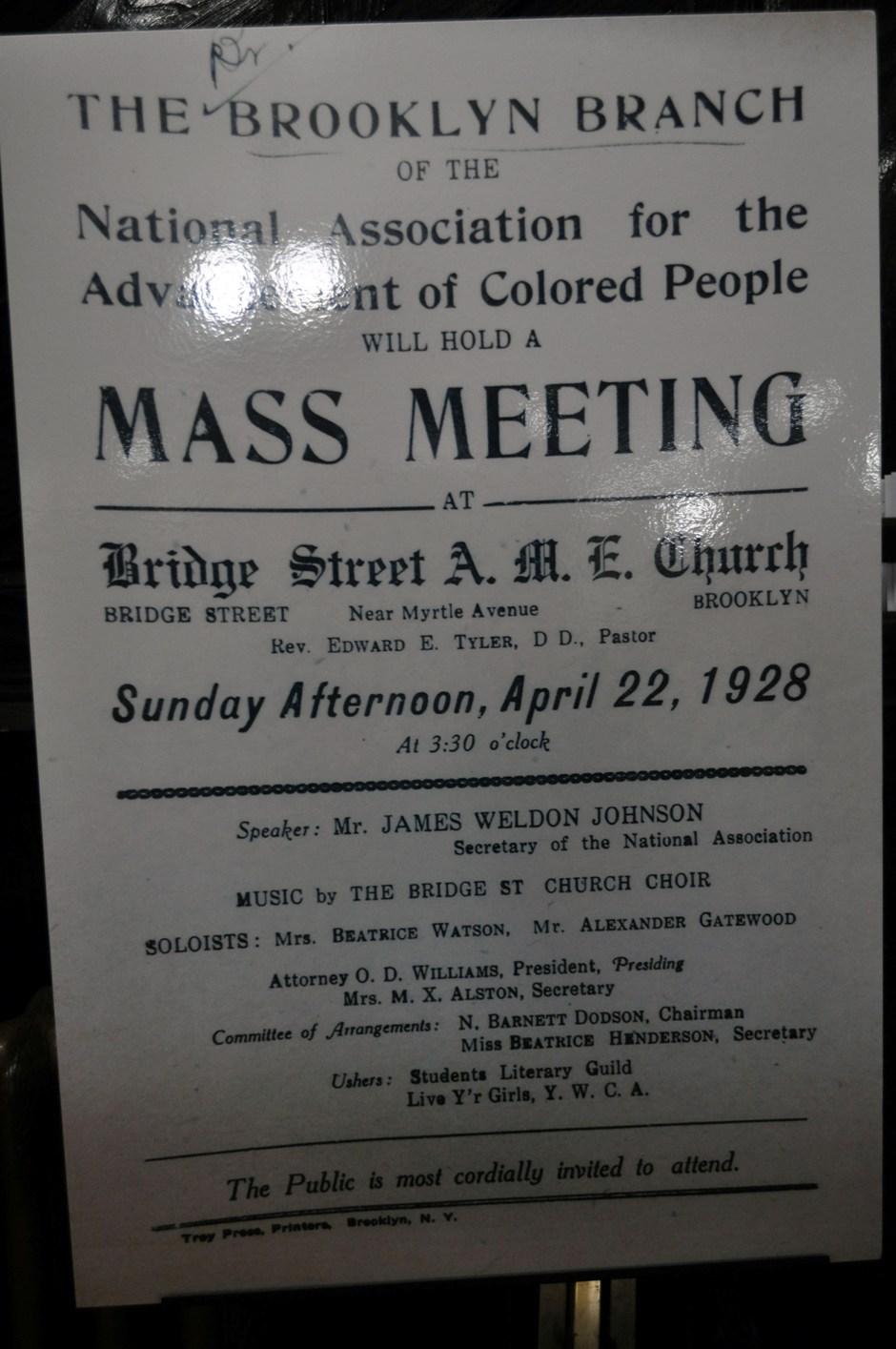 250th Church Anniversary